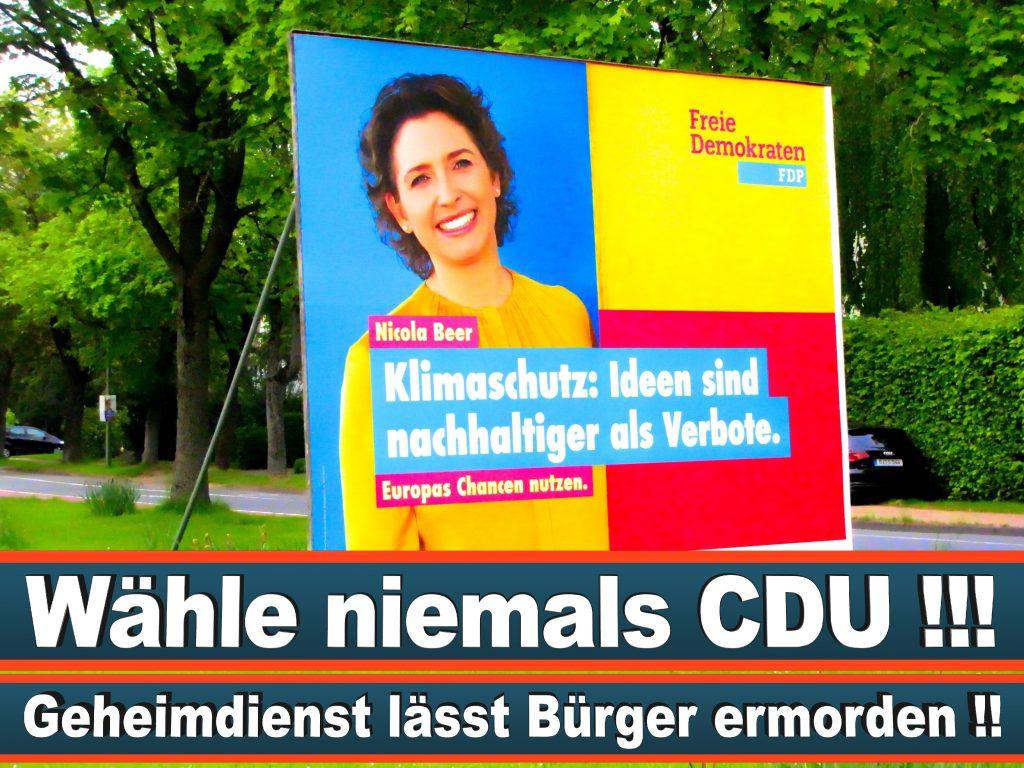 Wahlplakate Wahlwerbung Plakate Wesselmann (13)
