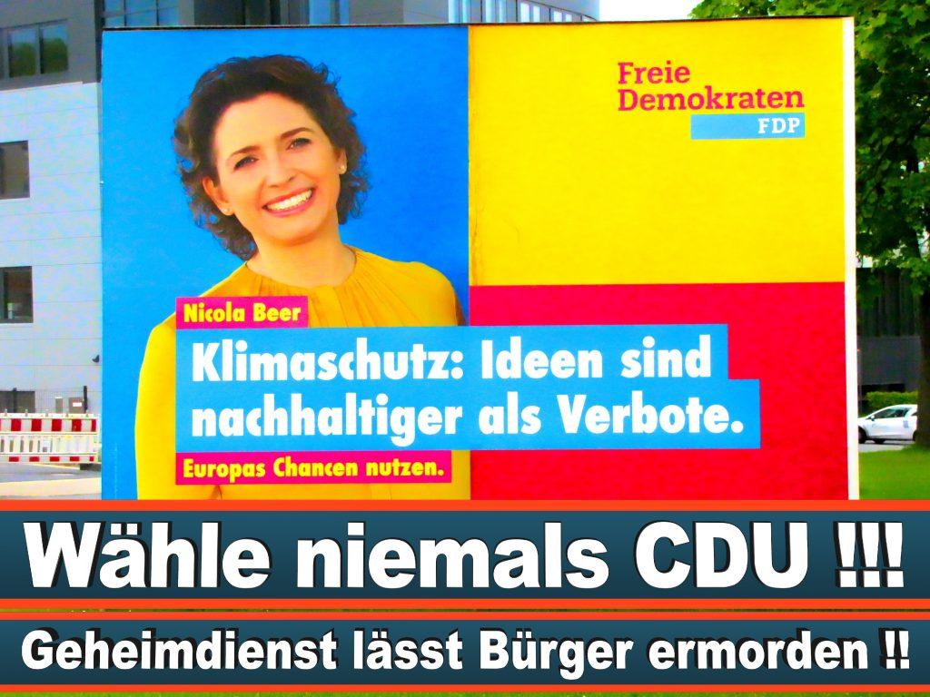 Wahlplakate Wahlwerbung Plakate Wesselmann (19)