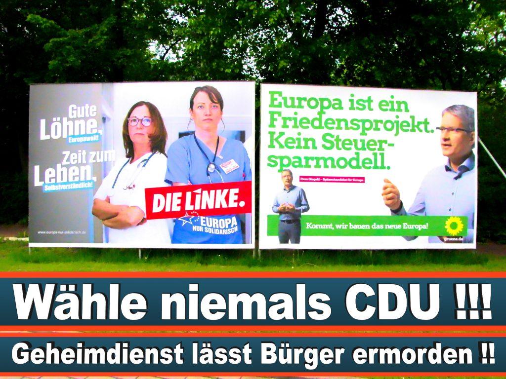 Wahlplakate Wahlwerbung Plakate Wesselmann (4)